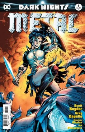 Dark Nights Metal portada alternativa 2