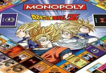'Dragon Ball Z' tendrá su propio Monopoly (1)