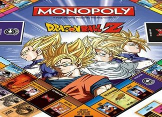 'Dragon Ball Z' tendrá su propio Monopoly (1)