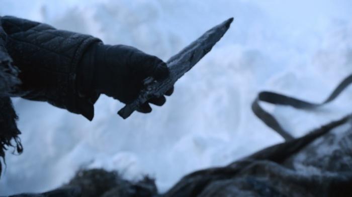 Dragonglass Juego de Tronos
