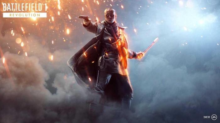 EA Games presenta 'Battlefield 1 Revolution' (1)