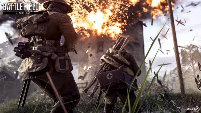 EA Games presenta 'Battlefield 1 Revolution' (7)