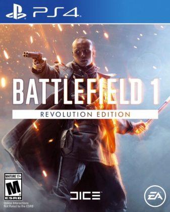 EA Games presenta Battlefield 1 Revolution 8