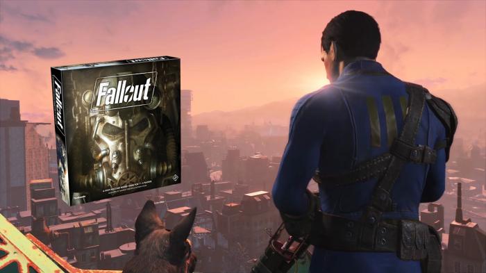 Fantasy Flight Games publicará otro juego de mesa basado en 'Fallout' 003