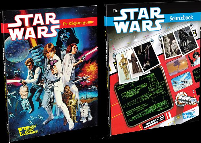 Fantasy Flight Games presenta la Edición 30ª Aniversario de 'Star Wars El juego de rol' (3)