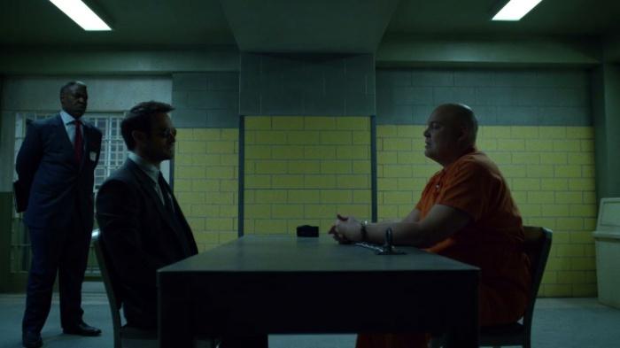 Fisk y Murdock - Daredevil temporada 2