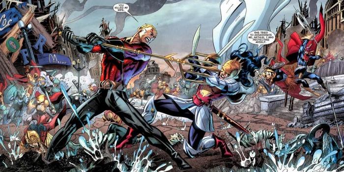 Wonder Woman podría aparecer en la película en solitario de Flash (7)