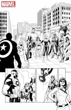 Generations - Sam Wilson Captain America & Steve Rogers Captain America 2