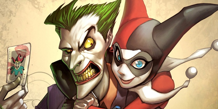Harley Quinn loves joker