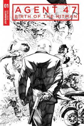 'Hitman' dará el salto al cómic (10)