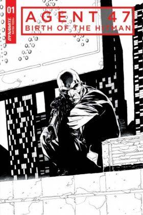 'Hitman' dará el salto al cómic (12)