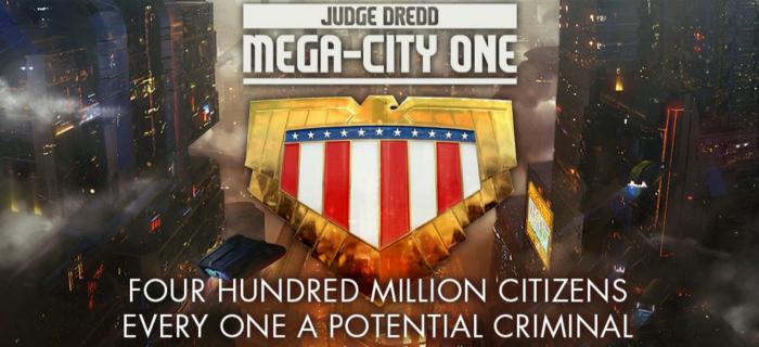 Karl Urban podría participar en la serie 'Judge Dredd Mega City One' (1)