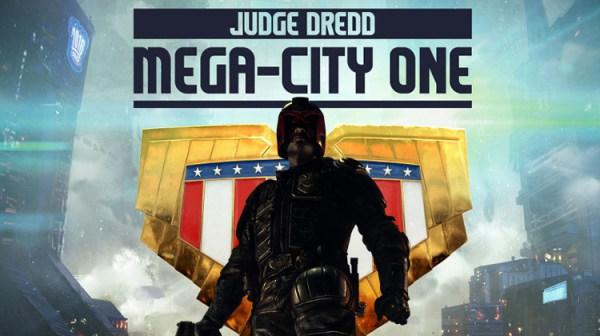 Karl Urban podría participar en la serie 'Judge Dredd Mega City One' (2)