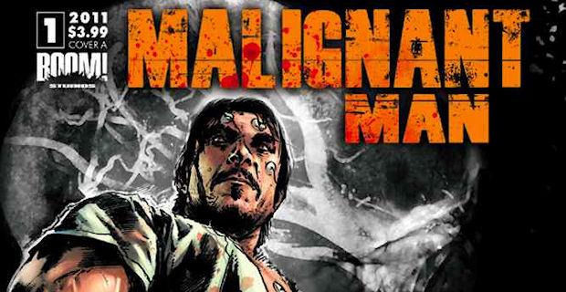La directora de 'Stranger Things' dirigirá una adaptación cinematográfica de 'Malignant Man' (1)