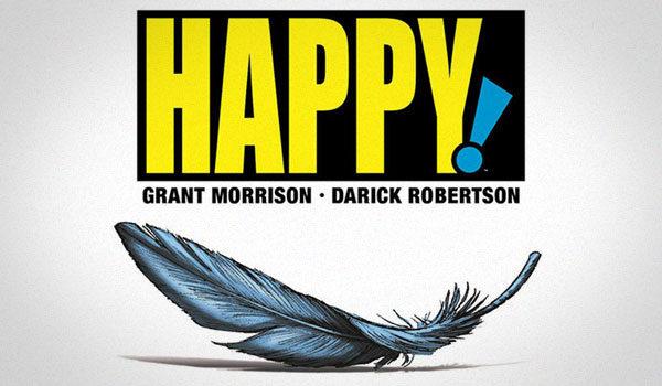 La serie Happy ya tiene fecha de estreno 4