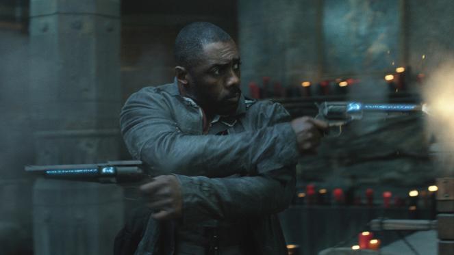 La torre oscura - Idris Elba
