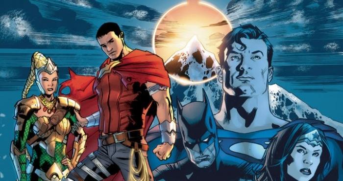 Liga de la Justicia 7