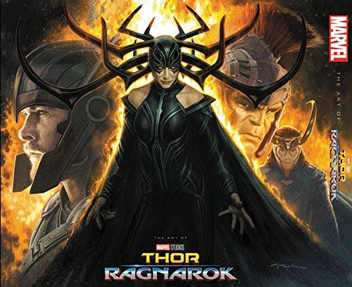 Marvel's Thor Ragnarok The Art of the Movie