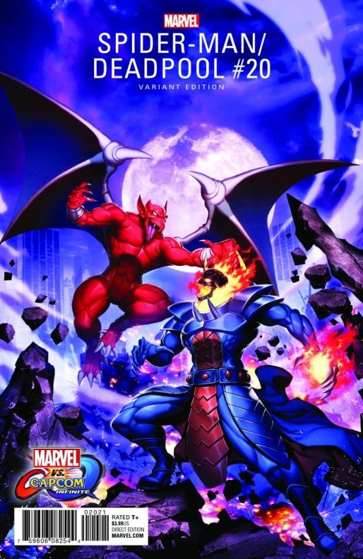 'Marvel vs. Capcom Infinite' confirma a dos nuevos luchadores (2)