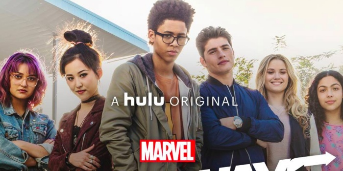 Marvels Runaways 1