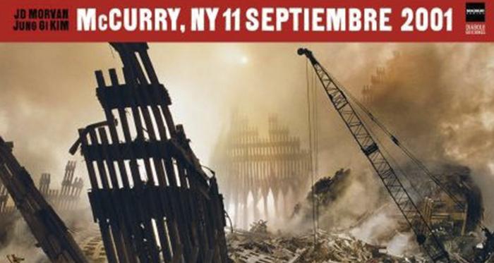 McCurry 11 septiembre portada