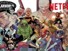 Millarworld - Netflix