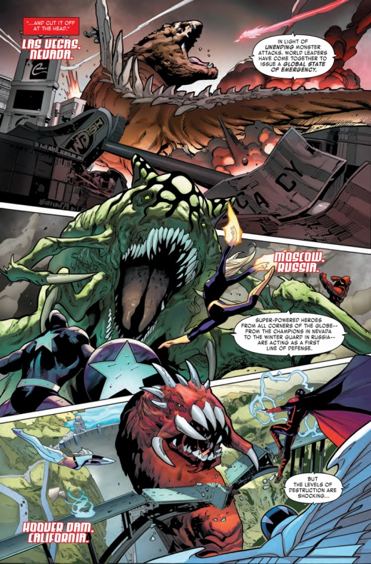 Monster Unleashed 2 3