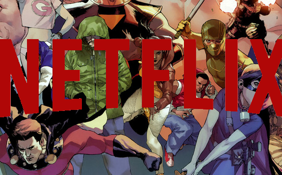 Netflix adquiere la editorial 1 independiente de cómics Millarworld