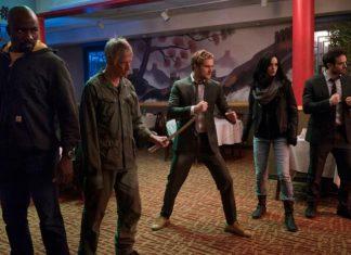 Netflix lanza una tanda de nuevas imágenes de 'The Defenders' (10)