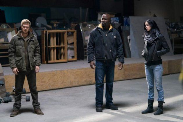 Netflix lanza una tanda de nuevas imágenes de The Defenders 11