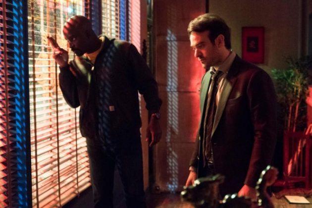 Netflix lanza una tanda de nuevas imágenes de The Defenders 12