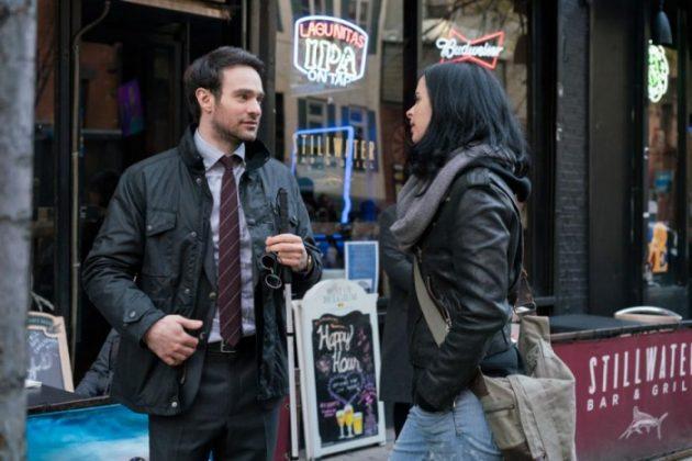 Netflix lanza una tanda de nuevas imágenes de 'The Defenders' (15)