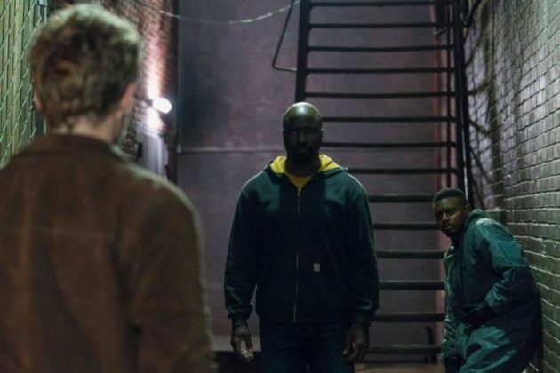 Netflix lanza una tanda de nuevas imágenes de The Defenders 20