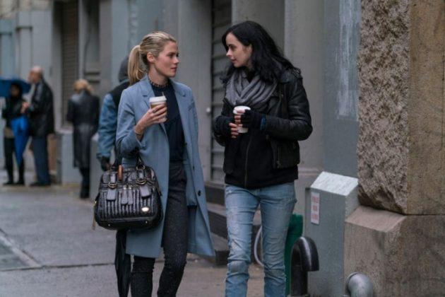Netflix lanza una tanda de nuevas imágenes de The Defenders 6