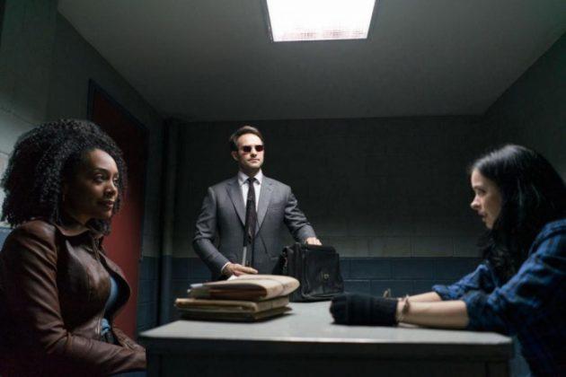 Netflix lanza una tanda de nuevas imágenes de The Defenders 9