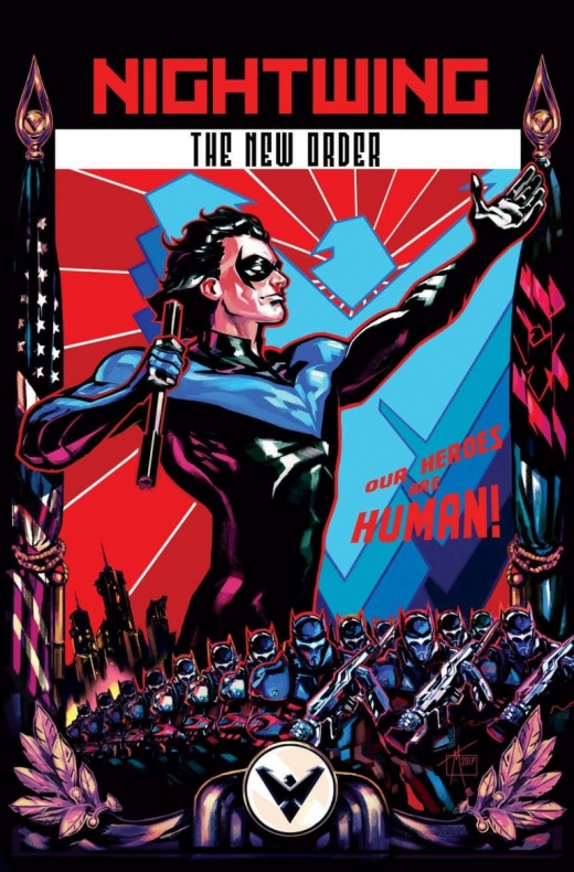 Nightwing The New Order 3