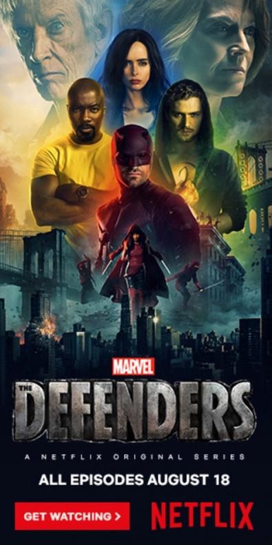 Nuevo clip y póster de 'The Defenders' (2)