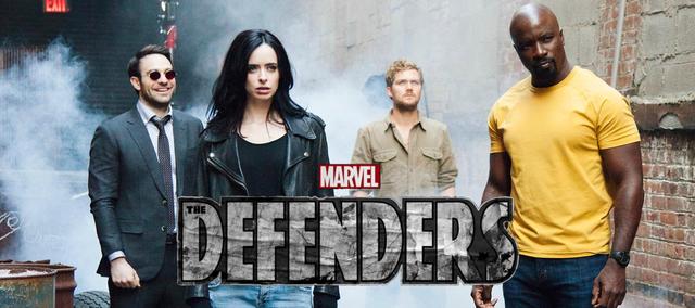 Nuevo clip y póster de 'The Defenders' (3)