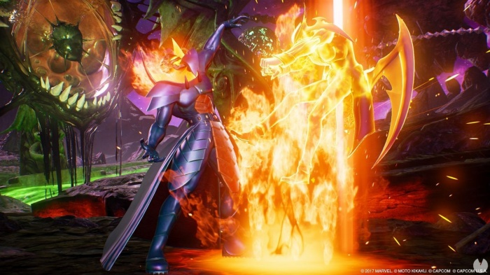 Nuevo gameplay de 'Marvel vs. Capcom. Infinite' presentando a Ghost Rider (1)