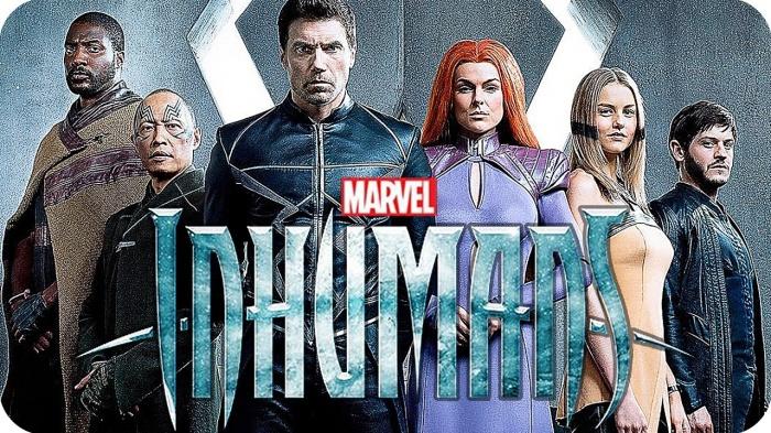 Nuevo vídeo promocional de 'Inhumans' (1)