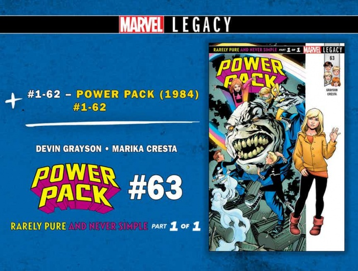 POWER PACK LEGACY