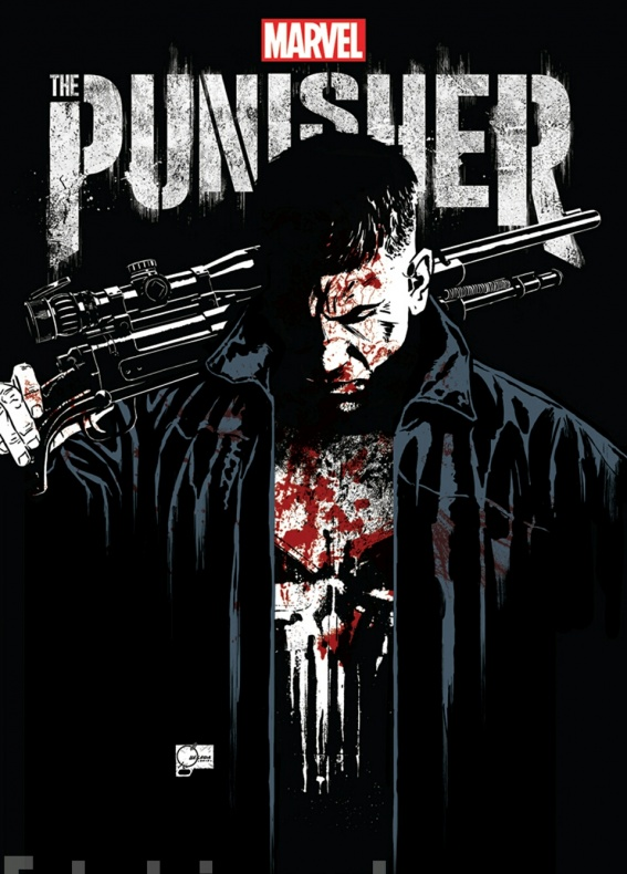 Primer Tráiler de 'The Punisher' (2)