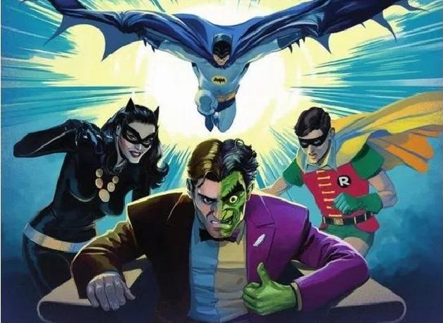 Primer tráiler oficial de la película de animación 'Batman vs. Two-Face' (1)