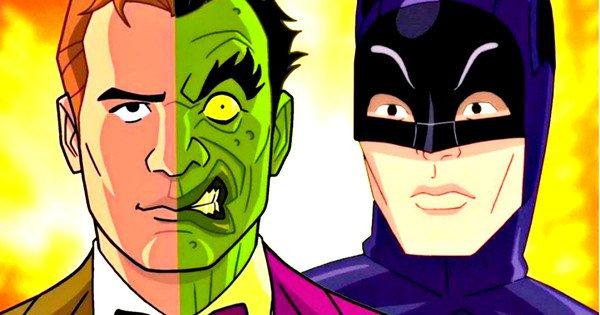 Primer tráiler oficial de la película de animación 'Batman vs. Two-Face' (2)
