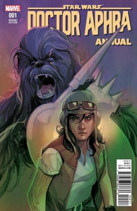 Primer vistazo a 'Doctor Aphra Annual' #1 (4)