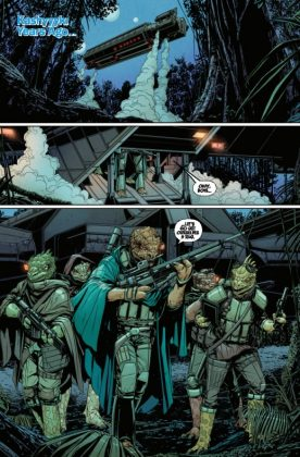 Primer vistazo a 'Doctor Aphra Annual' #1 (6)