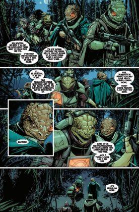 Primer vistazo a 'Doctor Aphra Annual' #1 (7)