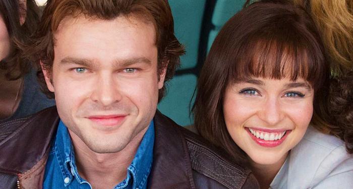 Revelado el nombre del personaje de Emilia Clarke en el spin off de Han Solo 1