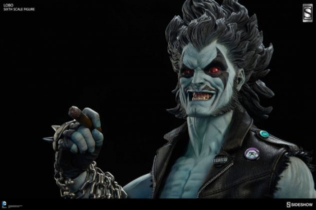 Sideshow presenta una nueva figura de Lobo (1)