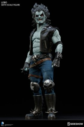 Sideshow presenta una nueva figura de Lobo (10)